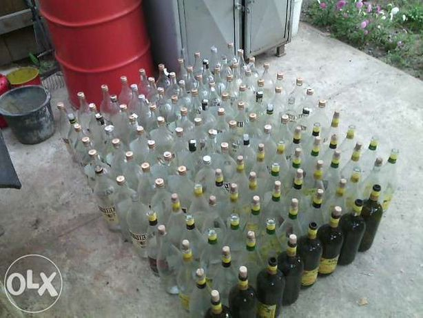 Sticle de 2 L