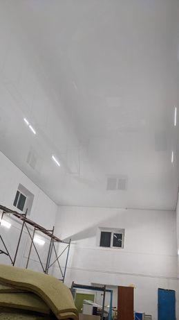 Натяжые потолки