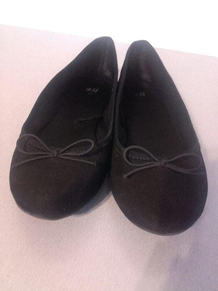 Обувки тип балерини от H&M