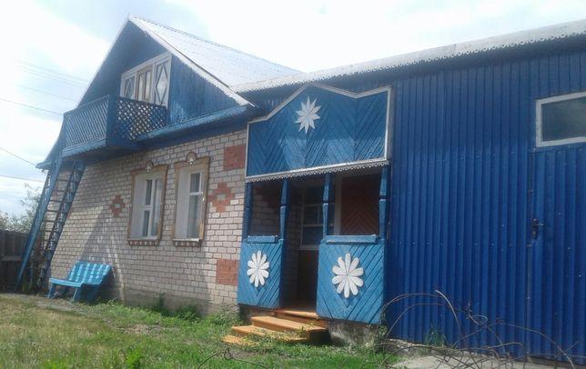 Шпальный дом в Благовещенке