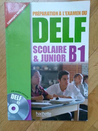 Френски учебник Panorama,CLE; помагало история, DELF B1