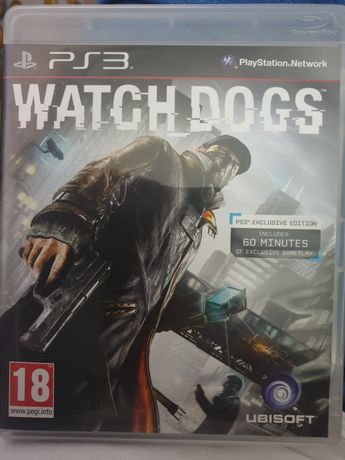 Watch Dogs ps3    .