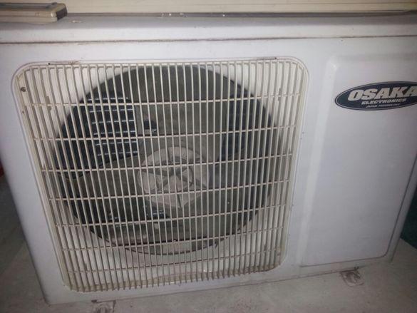 Климатик 17 -ка Осака, работещ но с проблеми