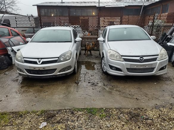 Opel Astra, OPC line на части