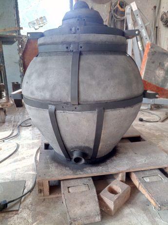 Тандер за изпичане на агне 100,литра