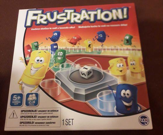 "Vand joc ""Frustration"". Pt copii. Cu pioni si zar inedit."