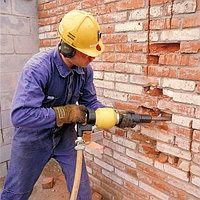Демонтаж стен. Разрушение зданий и.т.д.Снос, слом любых сложностей.