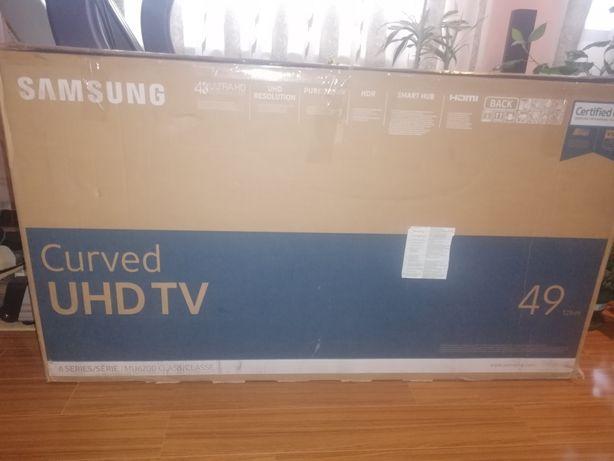 Led Samsung curbat 4k 125 cm spart