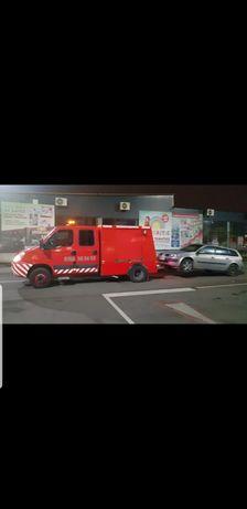 Tractari Dube XXL nonstop asistență rutieră 24/24 platformă auto