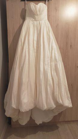 Свадебное платье + фата + кольцо под платье