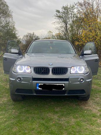 BMW X3 2.0D Inmatriculat