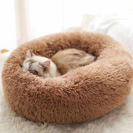 Лежак для кошек и мелких пород собак супер мягкий