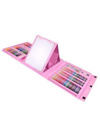 Набор юного художника для рисования и творчества в чемоданчике