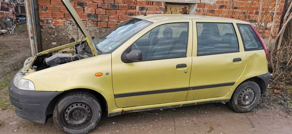 Fiat Punto, Фиат Пунто 96г 1.2 бензин на части, стартер, алтернатор