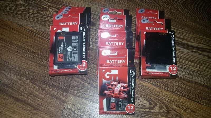 нови батерий за LG-chokolate ,, nokia lumia гр. Поморие - image 1