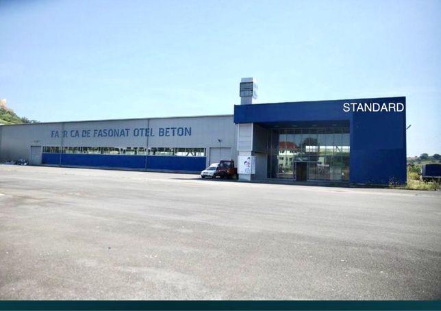 Structura metalica hala productie, vanzare sau inchire, teren 15000mp