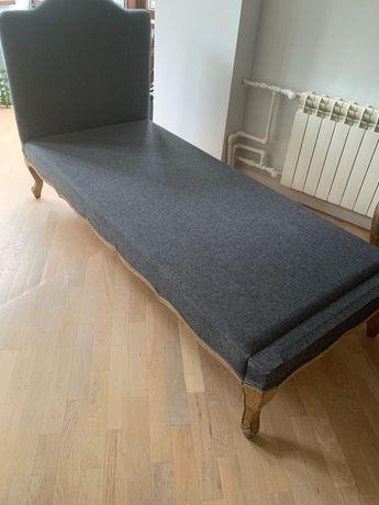 Кровать односпальная винтажная