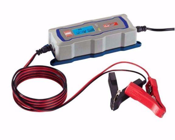 Redresor auto inteligent reconditionare baterii auto moto (6V sau 12V)
