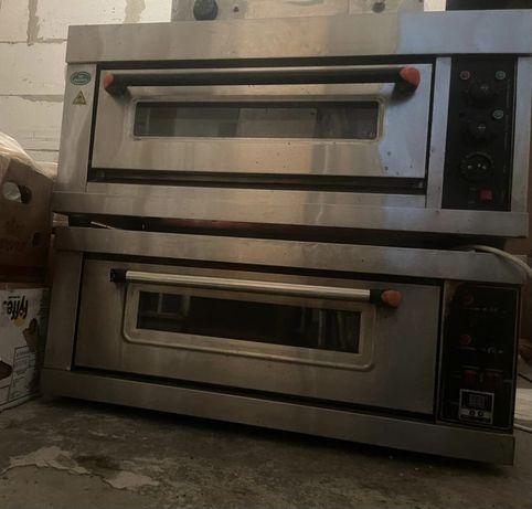 ПРОДАМ пиццу печь/гриль печь
