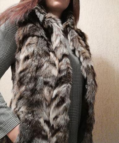 Дълъг елек косъм ракун