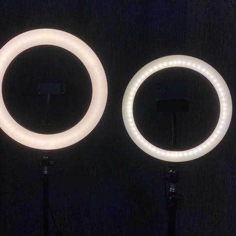 Кольцевая лампа фотолампа
