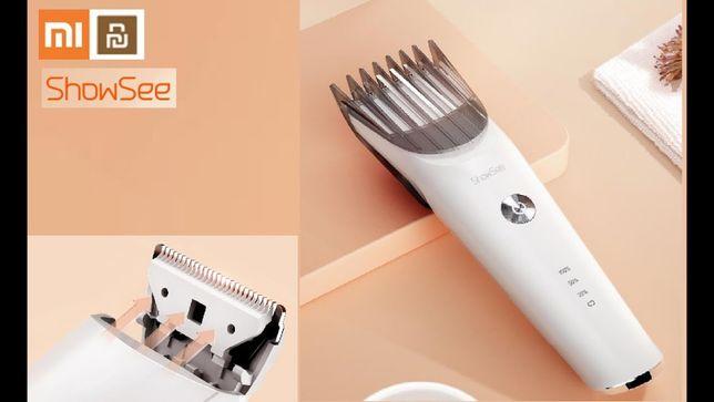 Машинка для стрижки Триммер для Волос Xiaomi ShowSee Hair Clipper