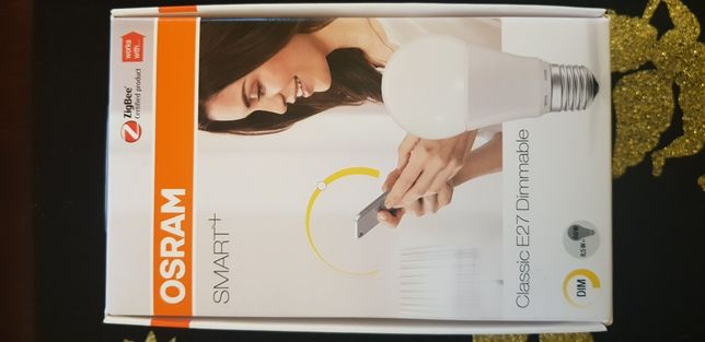 Osram smart+, compatibil Alexa bec inteligent
