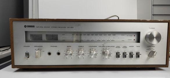 Yamaha CR450 стерео уредба