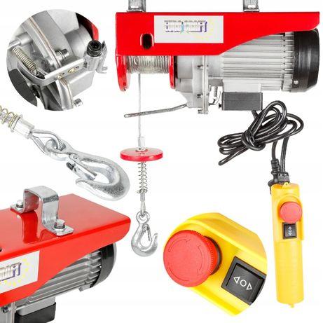Troliu electric 400/800 kg HJ207 2000W