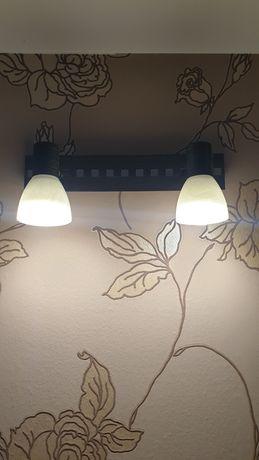 Лампи за стена с лед крушки.Ефектна лампа.