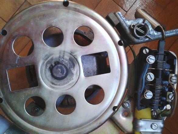 Мотор от центрофуга за дрехи