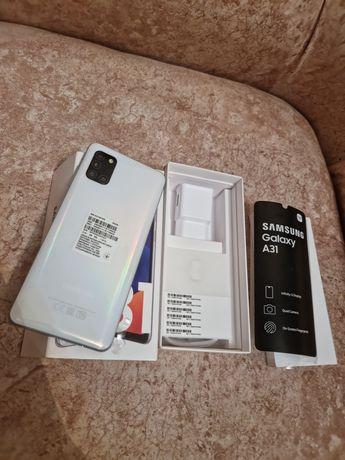 Продам телефон Samsung a31 НОВЫЙ В КОРОБКЕ, КУПЛЕН 26.07