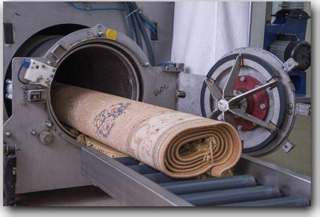 Профессиональная стирка ковров