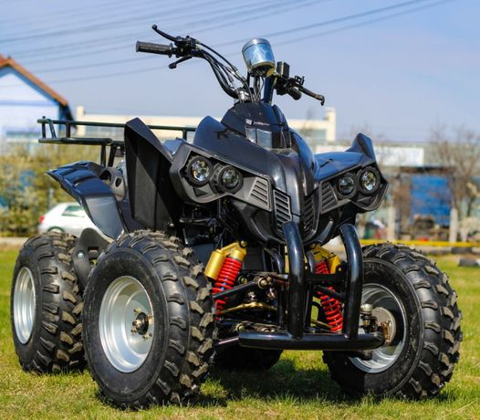 Atv Akp Warrior D-N-R Rg10 250cc Cu Kilometraj
