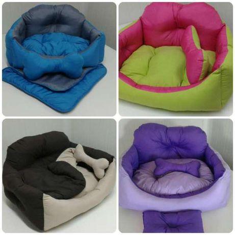 Легла и възглавнички за Вашите домашни любимци - кучетата и котки