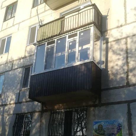Пластиковые окна, балконы-лоджии под ключ ТЕЛЕФОН 5-27-68