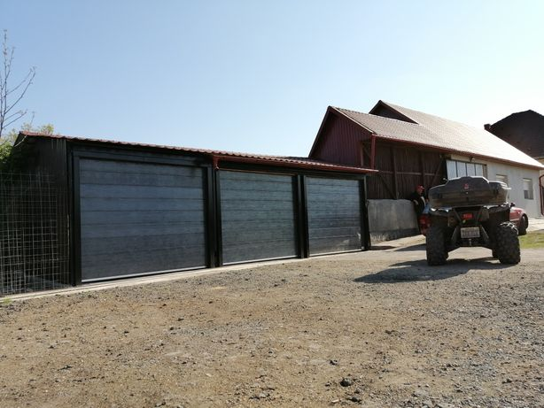 Uși de Garaj #Rezidentiale