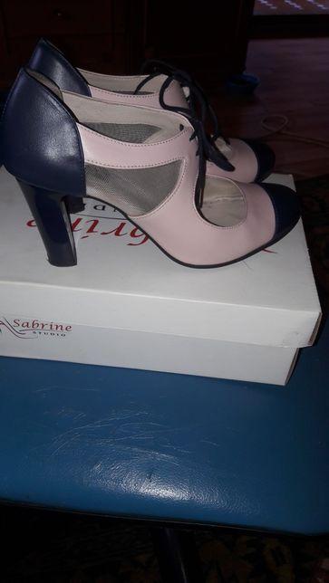 Pantofi Amafashon si Sabrine , piele naturală diferite modele