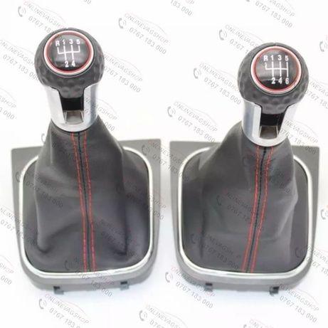 Nuca schimbator GTI+manson in 5-6 viteze pt VW Golf/Jetta/Eos/Scirocco