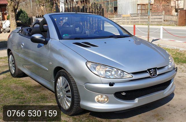 Peugeot 206CC 1.6 benzină