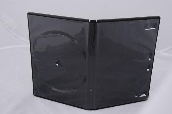 Продажба на пластмасови кутийки за CD/DVD/Blu-Ray