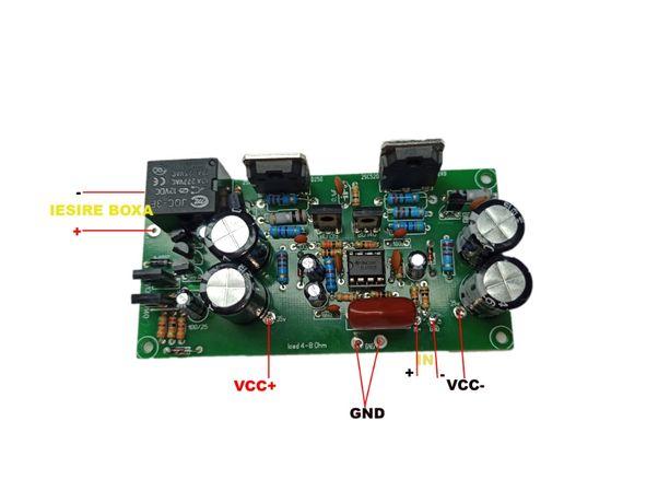 Modul amplificare audio Full protect 140w