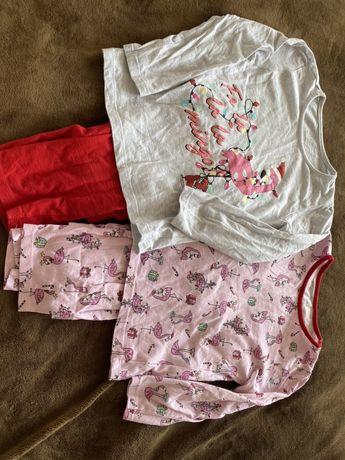 Pijama fete 4-5 ani