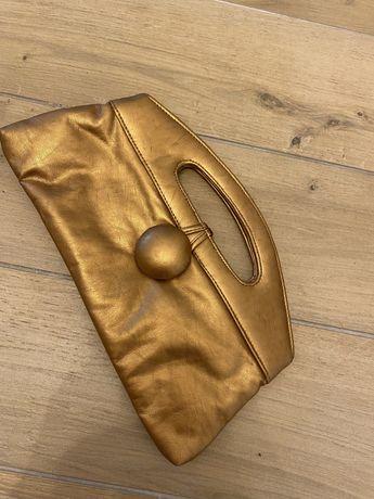 Poseta auriu bronz