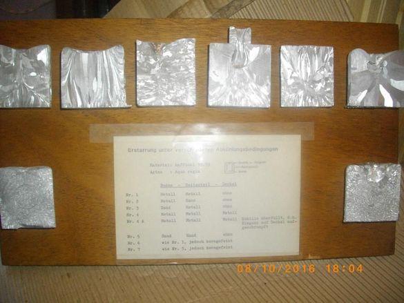 Пано-8 Вида Алуминий-Плътност-Структура-Разновидности-Немско