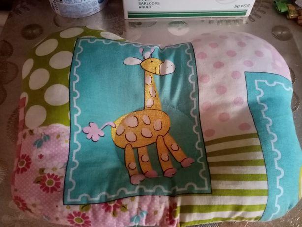 Ортопедический детский подушка