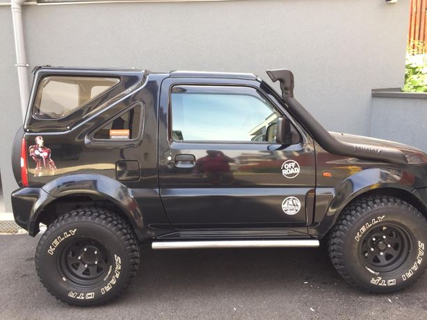 Hardtop Suzuki Jimny