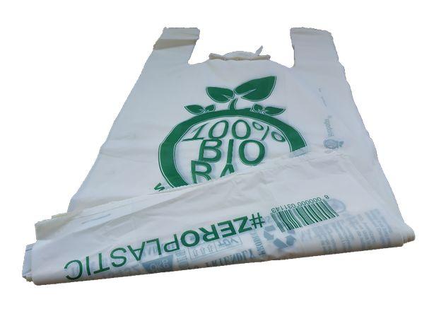 Pungi 100% biodegradabile 8kg - BIO BAGS