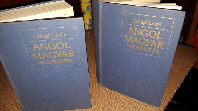 Dictionar engleza-maghiara