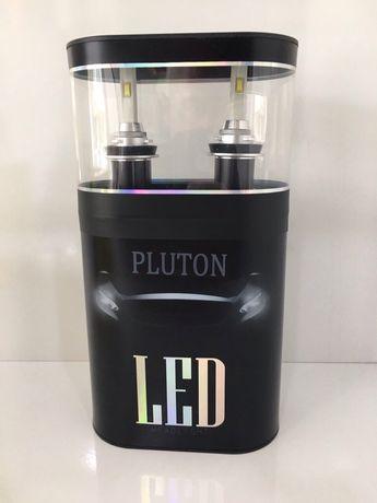 Комплект LED Диодни Крушки , За фарове,PLUTON